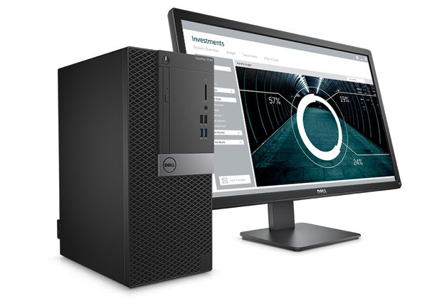 Dell Optiplex 704OMT + I5 6500
