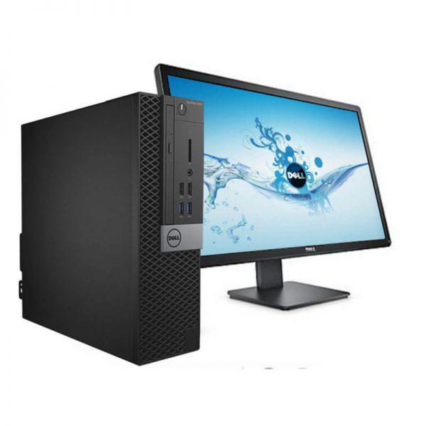 Máy bộ Dell Optiplex 5040SFF + I5-7400