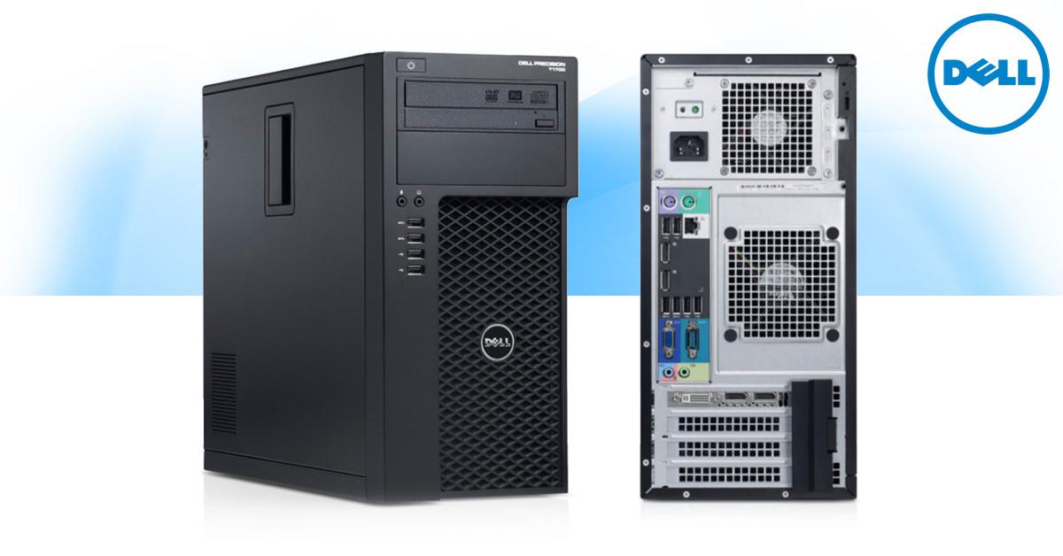Máy Bộ Dell T1700MT + I5 4590